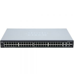 Switch Cisco SG300-52P-K9 50-port
