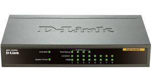 Switch D-Link DES 1008PA 8 Port Fast Ethernet PoE