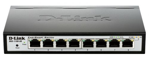 Switch 8 cổng Dlink DGS-1100-08P