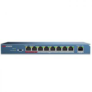 Switch POE Hikvision DS-3E0109P-E(C)