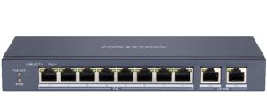 Switch POE Hikvision DS-3E0310P-E/M