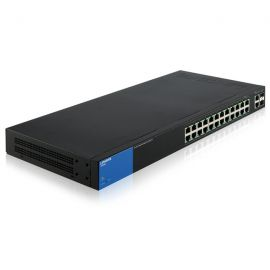 Switch Linksys LGS326MP 26-Port Gigabit