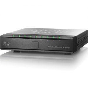 Switch Cisco SLM2008T