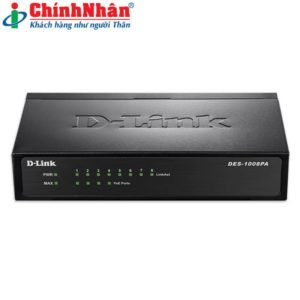Switch Dlink DES-1008PA