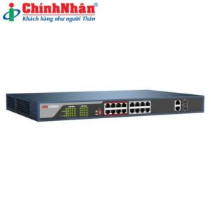 Switch Hikvision DS-3E0318P-E-M
