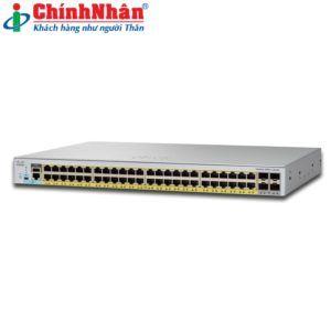 Switch Cisco WS-C2960L-48TS-AP