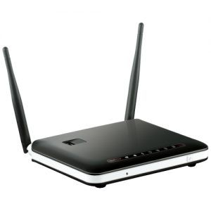 Wireless router Dlink DWR-116