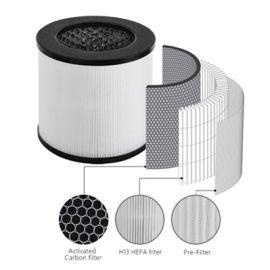Bộ Màng Lọc 3M H13 HEPA + Than Hoạt Tính FujiE AP300 Filter
