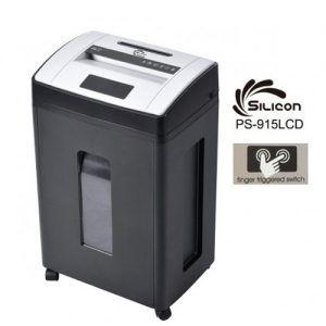Máy huỷ tài liệu Silicon PS-915LCD