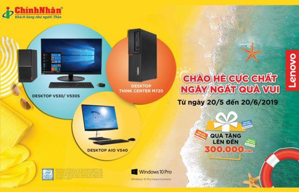 Khuyến mãi PC Lenovo