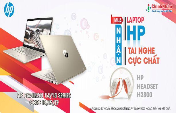 LAPTOP HP –TAI NGHE CỰC CHẤT